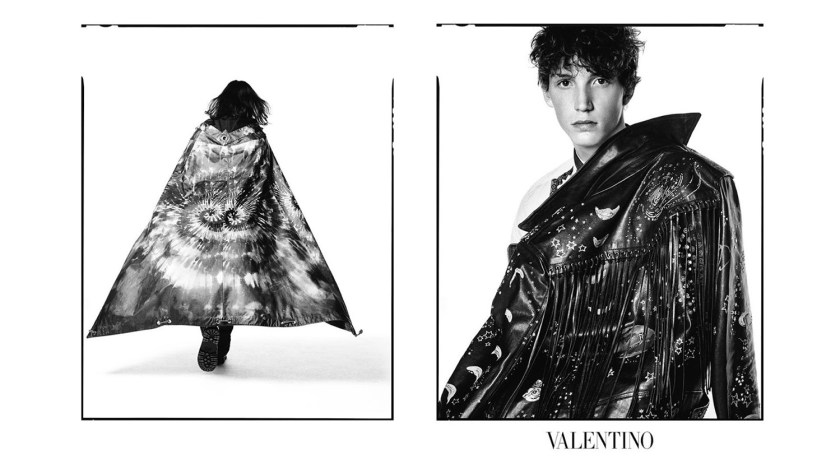 CAMPAIGN Valentino Fall 2016 by David Bailey. www.imageamplified.com, Image Amplified5