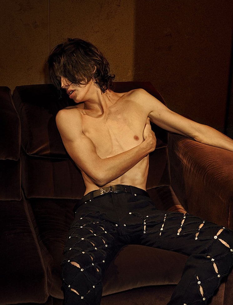 CAMPAIGN lucas Satherley for Versus Versace Fall 2016 by Alessia Boni. Alastair McKimm, www.imageamplified.com, Image Amplified3