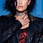 ELLE CANADA: Demi Lovato by Max Abadian
