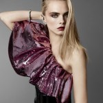 ELLE MAGAZINE: Cara Delevingne by Terry Tsiolis