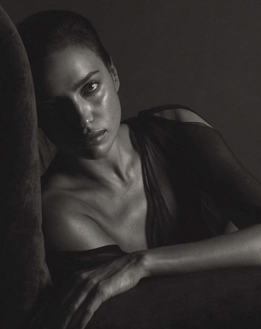GQ ITALIA Irina Shayk by Mario Sorrenti. Sarah Richardson, September 2016, www.imageamplified.com, Image Amplified2