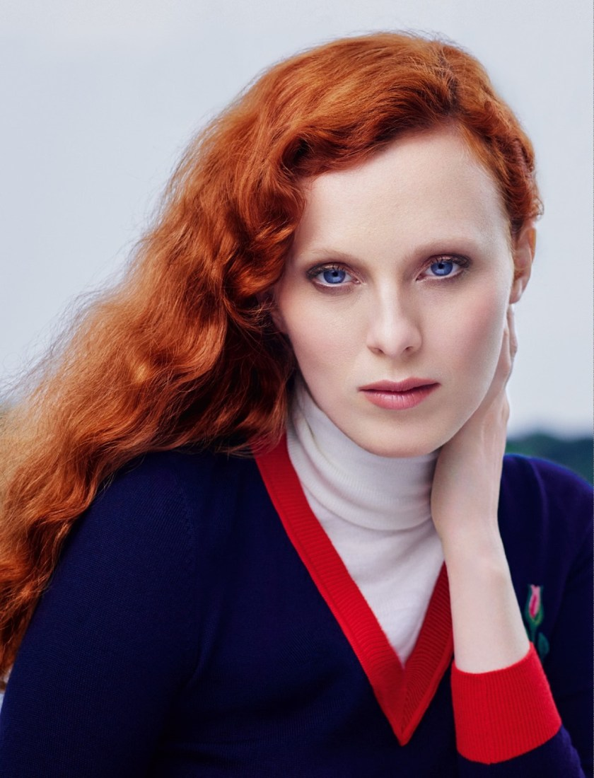 HARPER'S BAZAAR RUSSIA Karen Elson by Rachel Smith. Anna Katsanis, August 2016, www.imageamplified.com, Image Amplified6