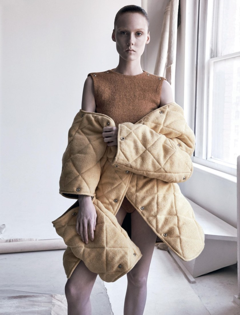 INTERVIEW MAGAZINE Kiki Willems by Patrick Demarchelier. Karl Templer, August 2016, www.imageamplified.com, Image Amplified11