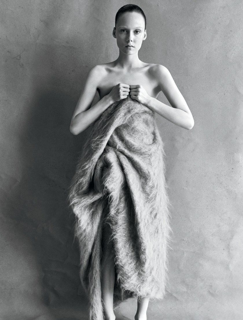 INTERVIEW MAGAZINE Kiki Willems by Patrick Demarchelier. Karl Templer, August 2016, www.imageamplified.com, Image Amplified6