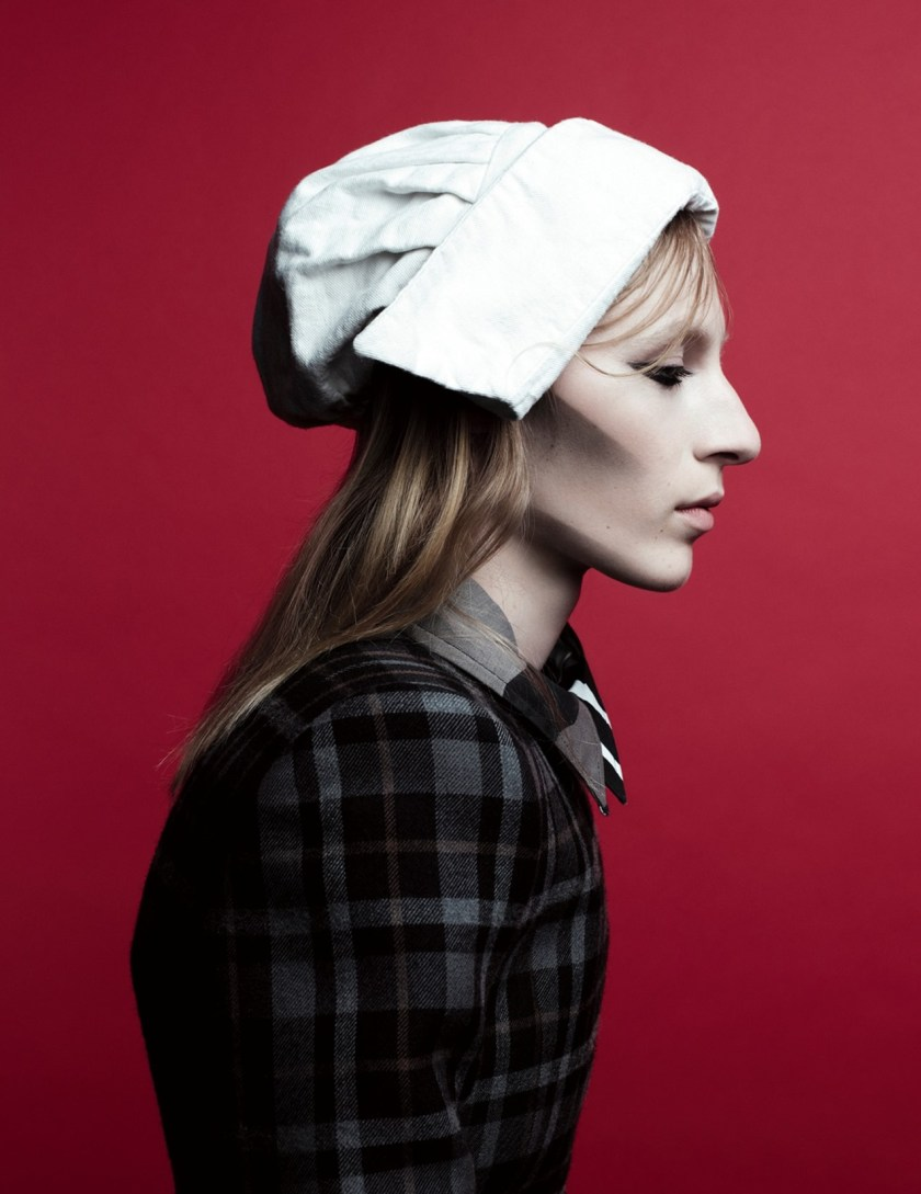 LOVE MAGAZINE Julia Nobis by Willy Vanderperre. Olivier Rizzo, Fall 2016, www.imageamplified.com, Image Amplified13
