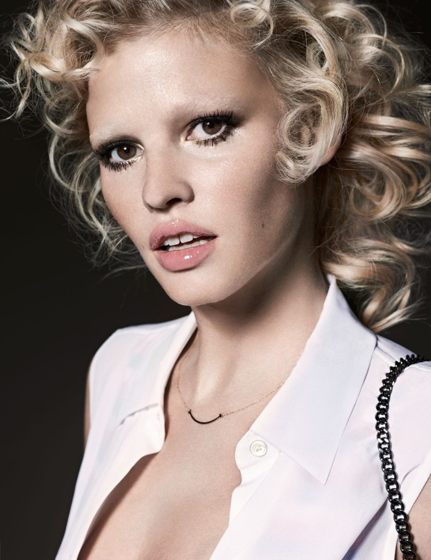 LOVE MAGAZINE Lara Stone by Liz Collins. Steve Morris, Fall 2016, www.imageamplified.com, Image Amplified2