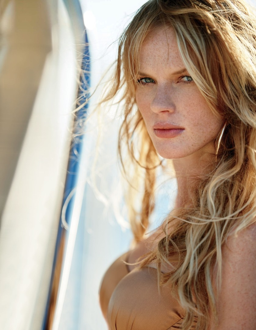 MAXIM MAGAZINE Anne Vyalitsyna by Gilles Bensimon. Caroline Christiansson, September 2016, www.imageamplified.com, Image Amplified4