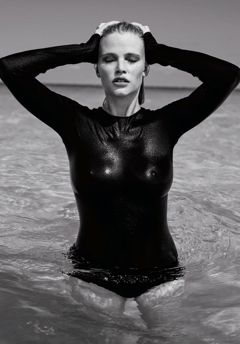 THE DAILY Lara Stone by Sebastian Faena. August 2016, www.imageamplified.com, Image Amplified (9)