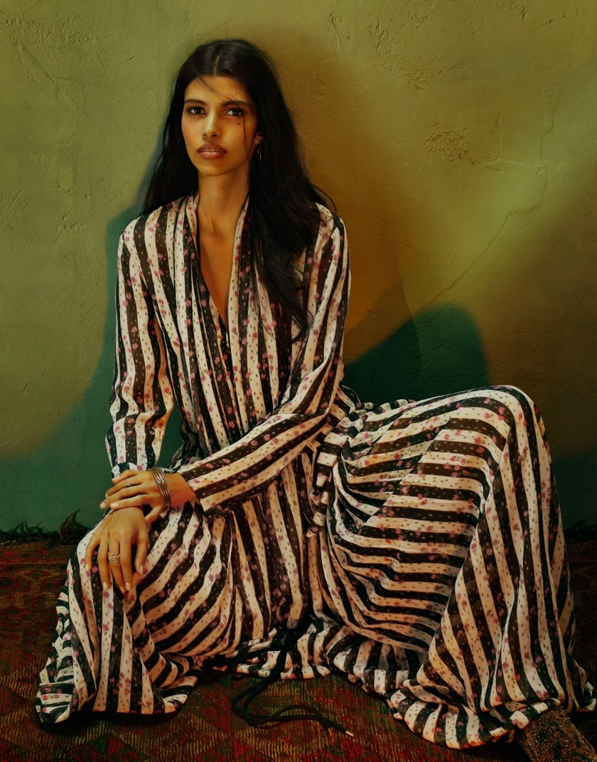 THE EDIT Pooja Mor by Txema Yeste. Morgan Pilcher, July 2016, www.imageamplified.com, Image Amplified8