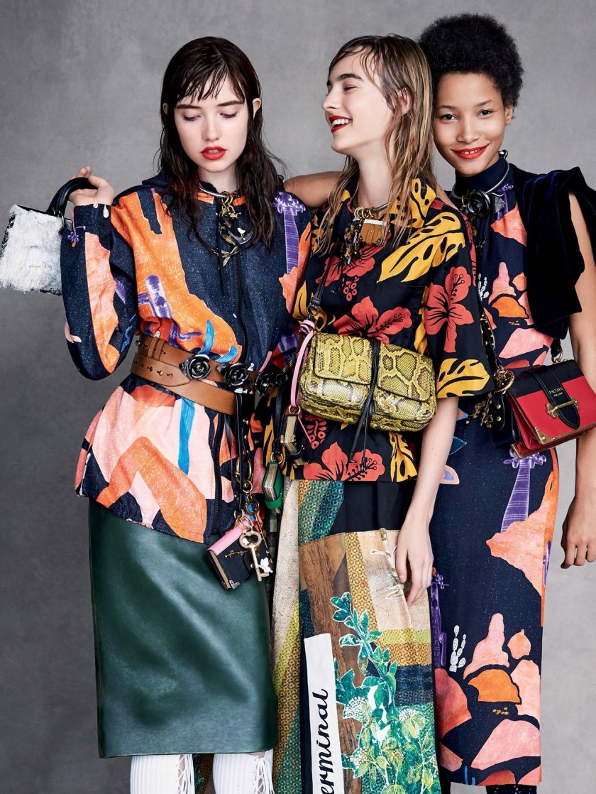 VOGUE MAGAZINE Pomp & Circumstance by Patrick Demarchelier. Sara Moonbes, September 2016, www.imageamplified.com, Image Amplified6