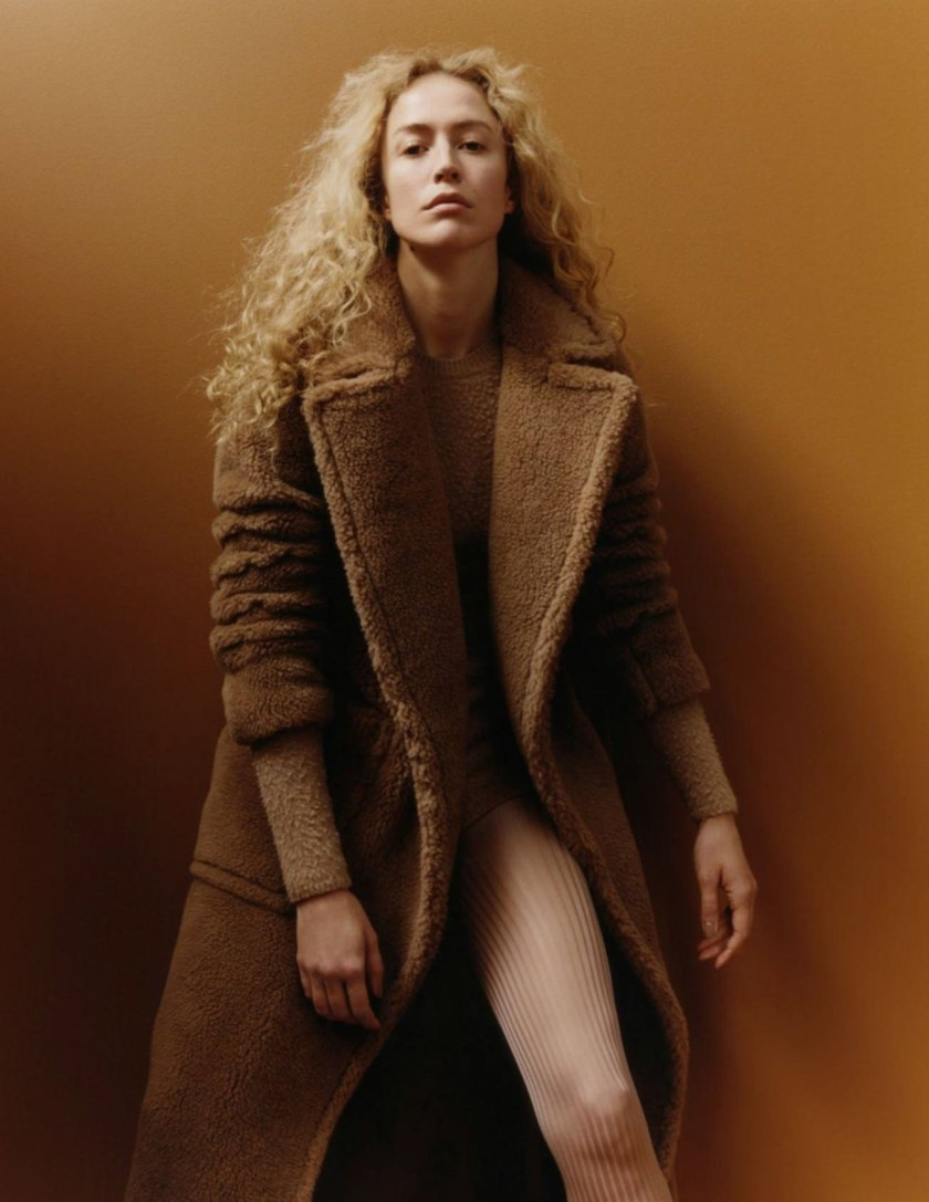 VOGUE PARIS Raquel Zimmermann by Harley Weir. Suzanne Koller, August 2016, www.imageamplified.com, Image Amplified4