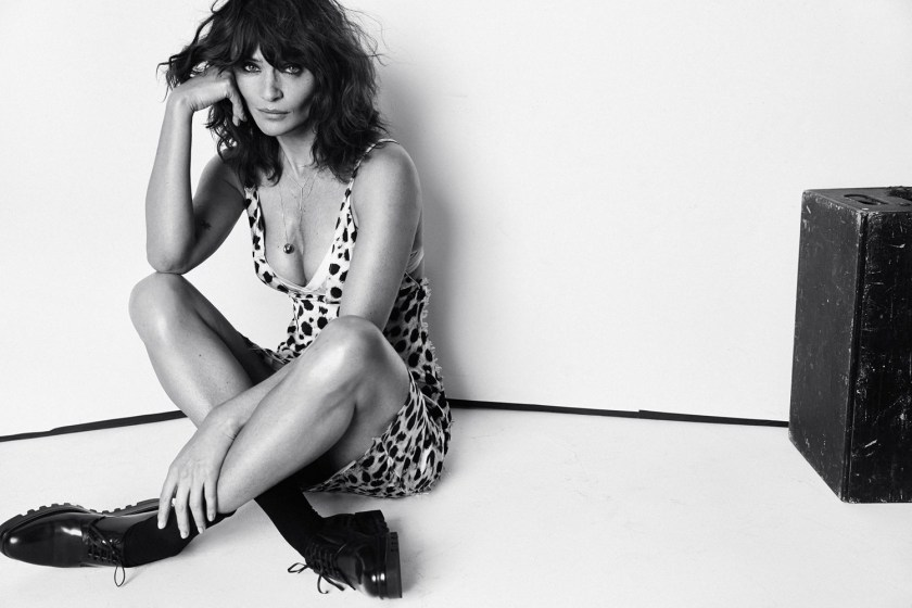 VOGUE PORTUGAL Helena Christensen by An Le. Paul Macedo, September 2016, www.imageamplified.com, Image Amplified2