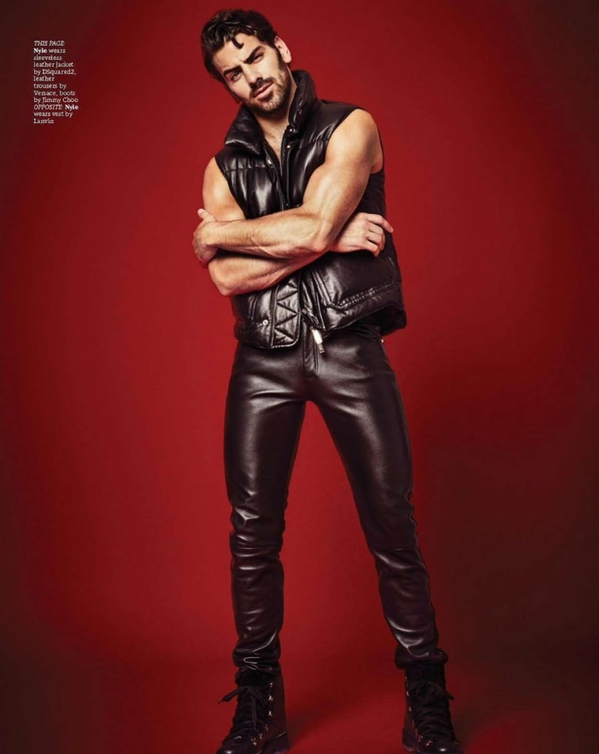 ATTITUDE UK Nyle Dimarco by Jenny Brough. Joseph Kocharian, October 2016, www.imageamplified.com, Image Amplified (6)