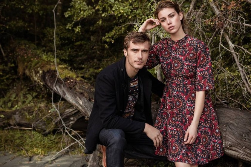 CAMPAIGN Clement Chabernaud & Leonie Bentzinger for Selected Fall 2016 by Kalle Gustafsson. www.imageamplified.com, Image Amplified (3)