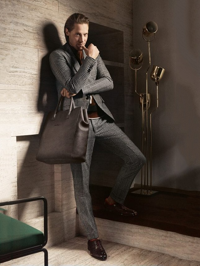 CAMPAIGN James Rousseau for Salvatore Ferragamo Fall 2016 by Craig McDean. www.imageamplified.com, Image Amplified (4)