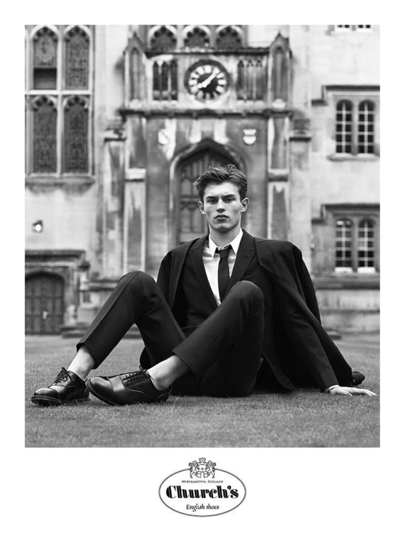 CAMPAIGN Kit Butler for Church's Fall 2016 by Lachlan Bailey. www.imageamplified.com, Image Amplified (2)