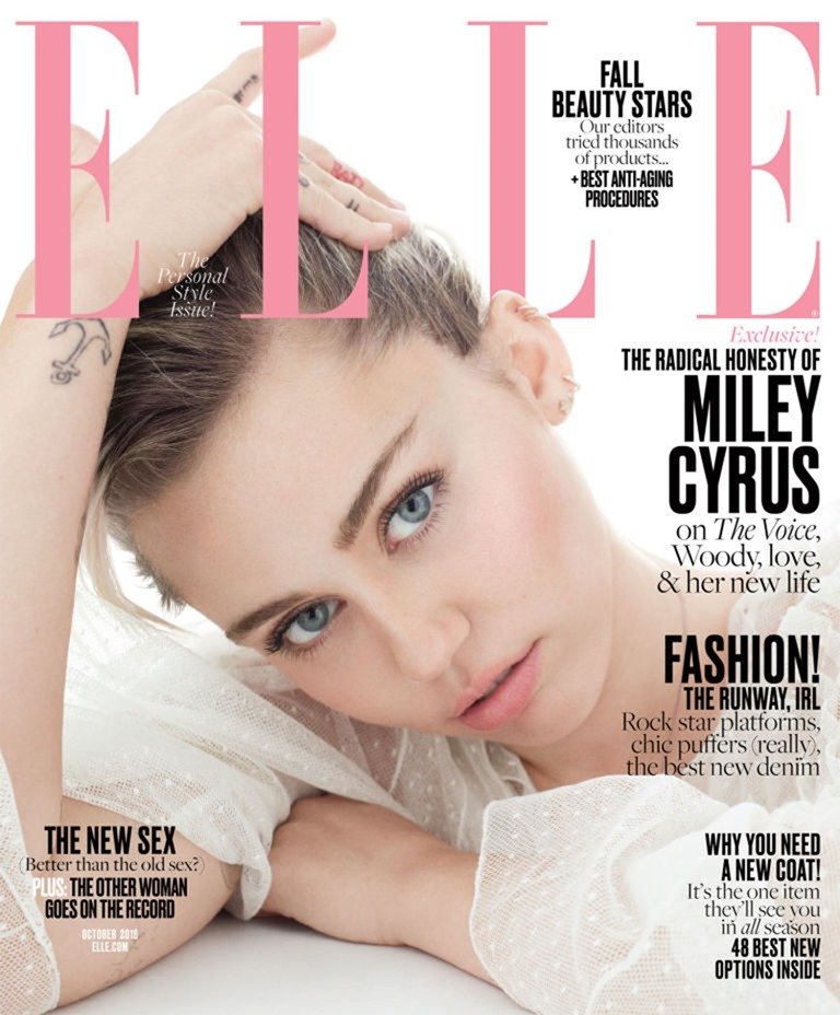 ELLE MAGAZINE Miley Cyrus by Terry Tsiolis. October 2016, www.imageamplified.com, Image Amplified (2)