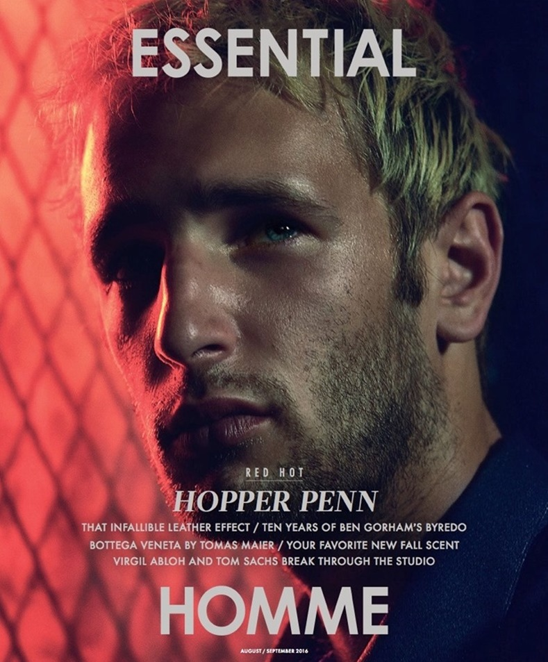 ESSENTIAL HOMME Hopper Jack Penn by Kevin Sinclair. Terry Lu, September 2016, www.imageamplified.com, Image Amplified (1)