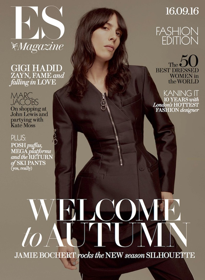 EVENING STANDARD MAGAZINE Jamie Bochert by Liam Warwick. Nicky Yates, September 2016, www.imageamplified.com, Image Amplified (1)