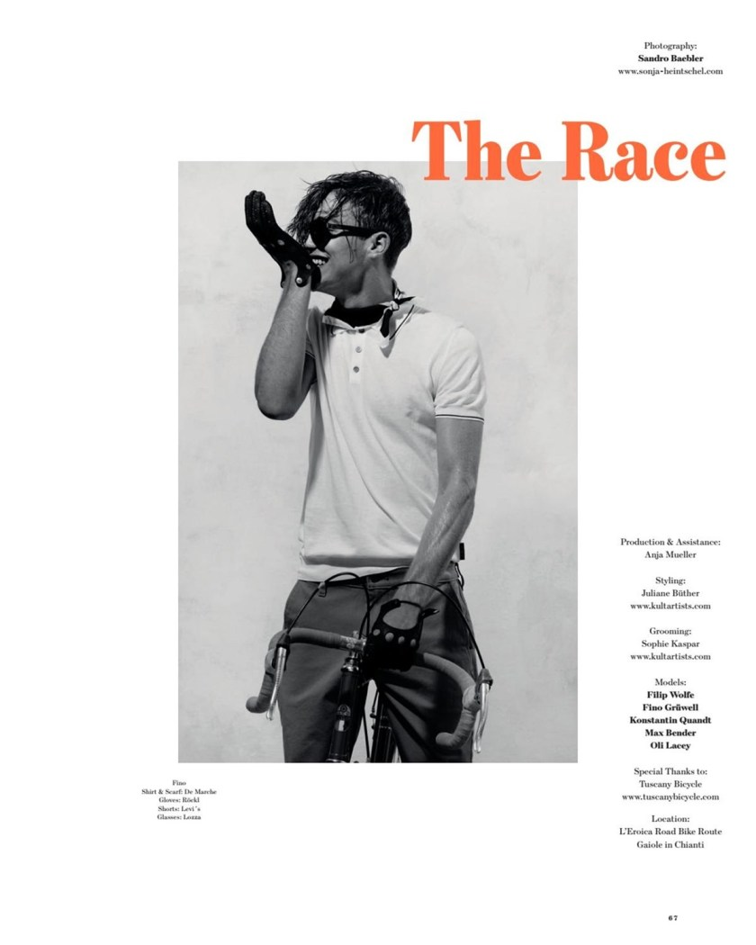 KULT MAGAZINE The Race by Sandro Baebler. Julian Buther, Summer 2016, www.imageamplified.com, Image Amplified (1)