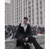 L'OFFICIEL HOMMES: Filip Hrivnak by Lukasz Pukowiec