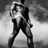 MASCULINE DOSAGE: Jhonattan Burjack by Arron Dunworth