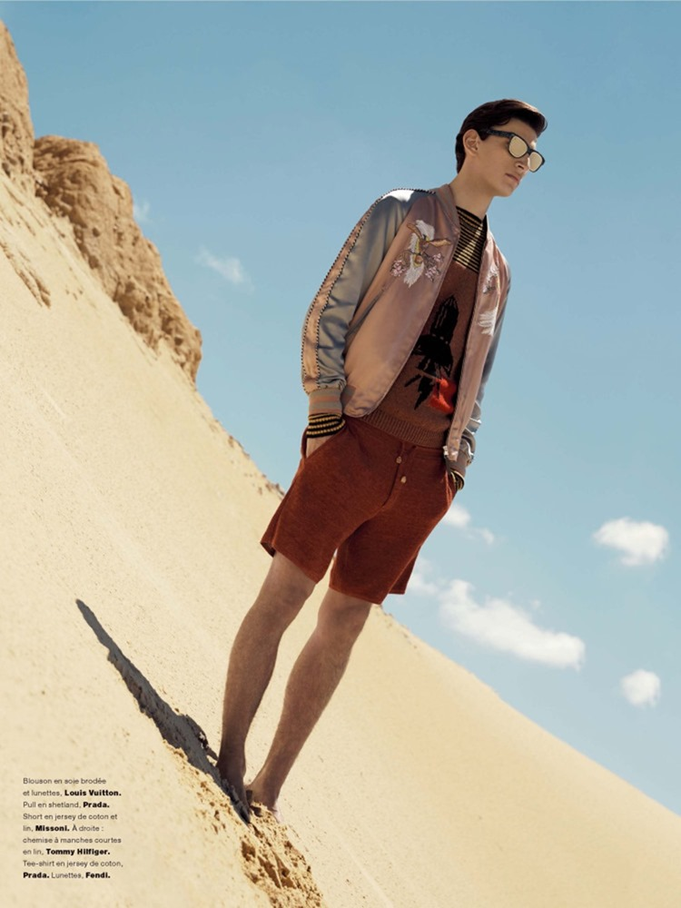 NUMERO HOMME Thibaud Charon by Jacob Sutton. Simon Liberati, Fall 2016, www.imageamplified.com, Image Amplified (6)