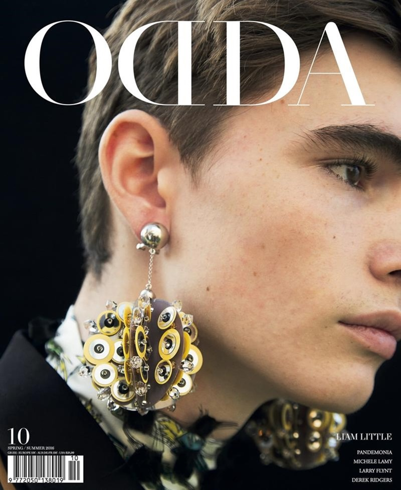 ODDA MAGAZINE Liam Little by Wish Thanasarakhan. David Martin, Fall 2016, www.imageamplified.com, Image Amplified (1)