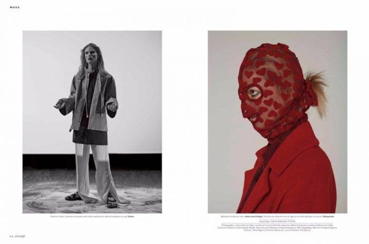 STYLIST MAGAZINE Adela Stenberg & Kasia Struss by Leo Siboni & Suzie Q. Belen Casadevall, September 2016, www.imageamplified.com, Image Amplified (15)