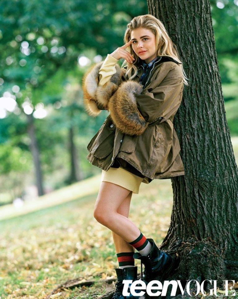 TEEN VOGUE Chloe Grace Moretz by Bruce Weber. November 2016, www.imageamplified.com, Image Amplified (2)