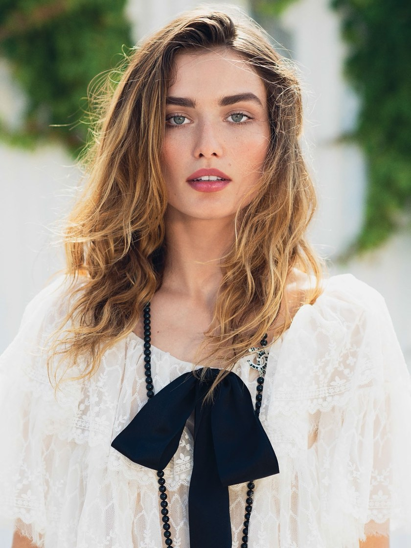 VOGUE MEXICO Andreea Diaconu by Gilles Bensimon. Sarah Gore Reeves, September 2016, www.imageamplified.com, Image Amplified (2)