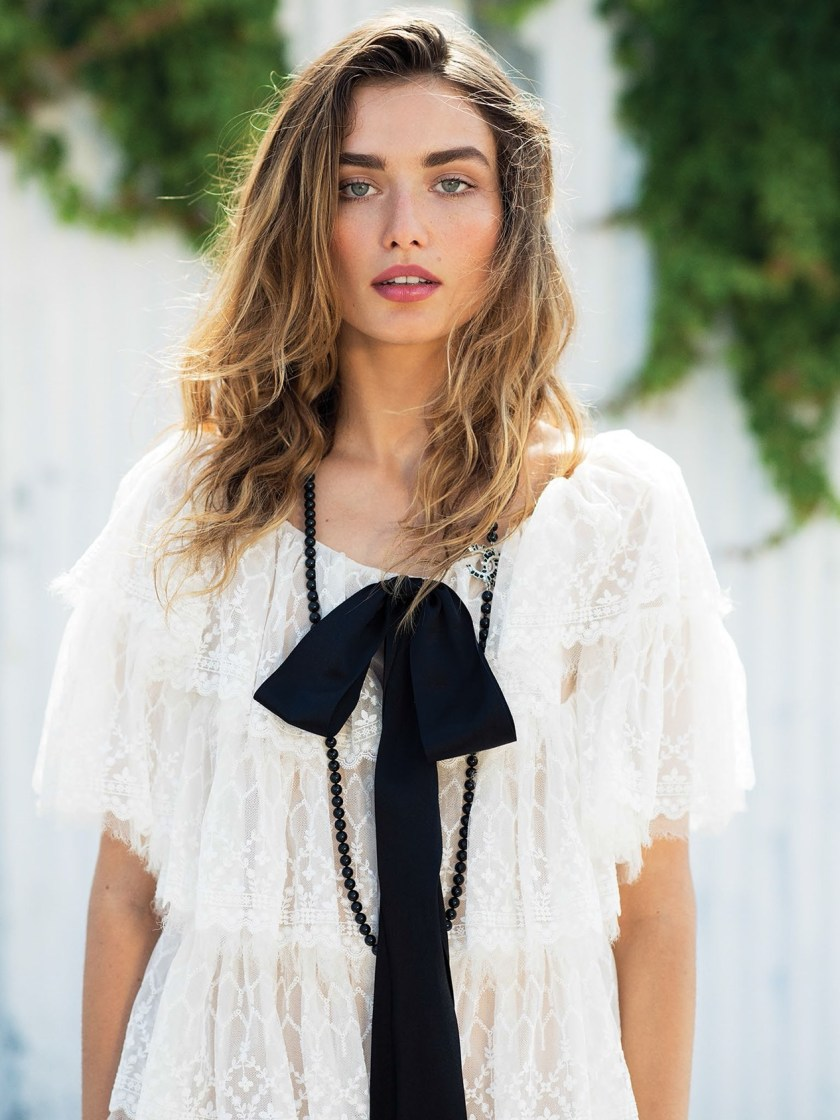 VOGUE MEXICO Andreea Diaconu by Gilles Bensimon. Sarah Gore Reeves, September 2016, www.imageamplified.com, Image Amplified (5)