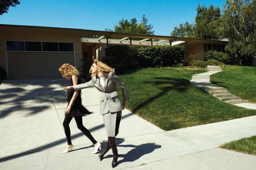 VOGUE PARIS Anja Rubik & Lexi Boling by Glen Luchford. Suzanne Koller, October 2016, www.imageamplified.com, Image Amplified (1)