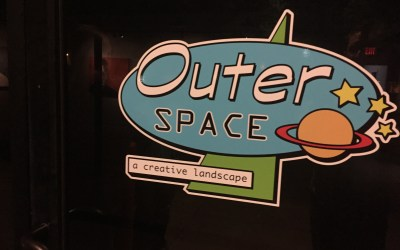 The Jury @ Outer Space Art Gallery