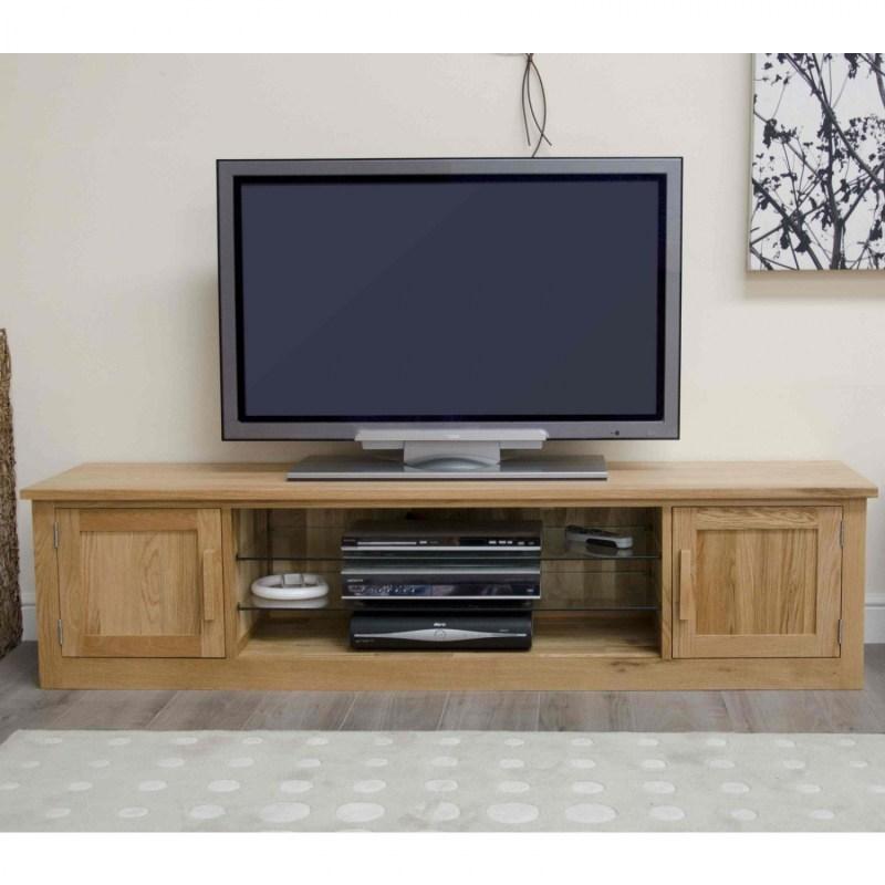 Large Of Oak Tv Stands