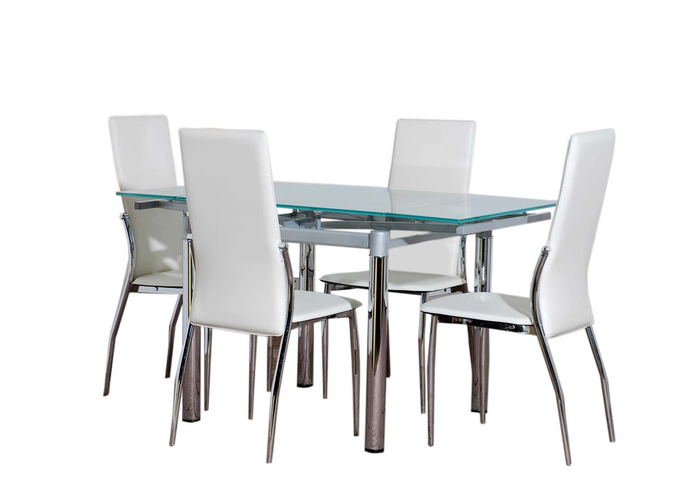 4 chair dining table kitchen table chairs set Bent 4 Seater Dining Table Set