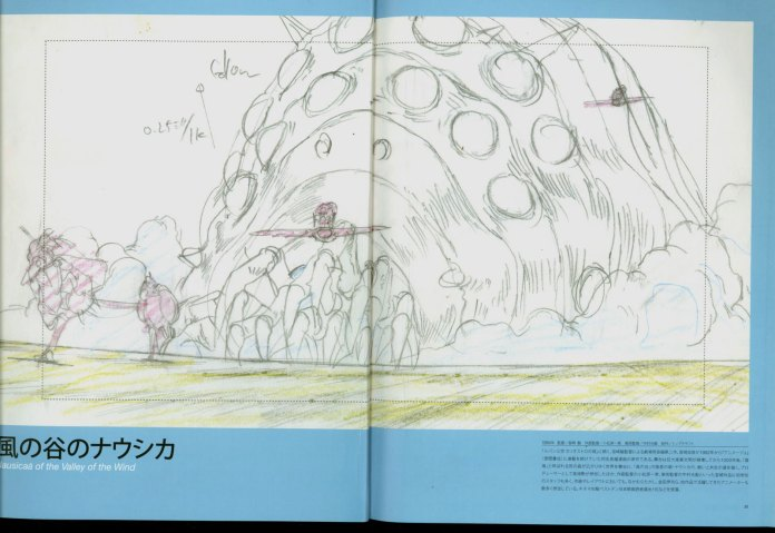 nausicaa_of_the_valley_of_the_wind_concept_art_storyboard_01