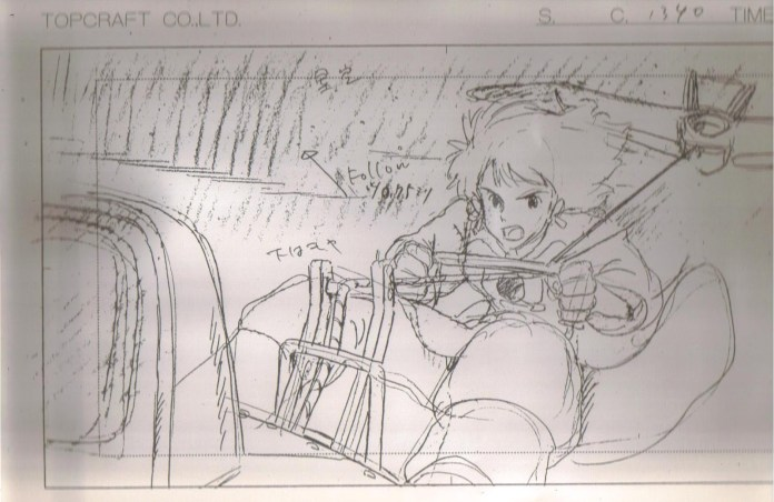 nausicaa_of_the_valley_of_the_wind_concept_art_storyboard_13