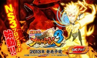 Naruto Shippuden: Ultimate Ninja Storm 3 se encuentra en camino