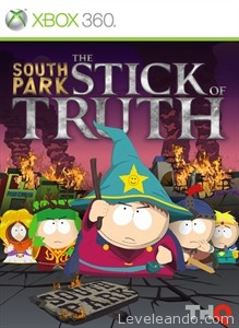South Park: The Stick of Truth Boxart Cover