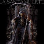 imagenes de la muerte santa (3)