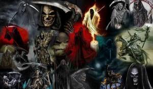 fotos de la santa muerte para facebook (1)
