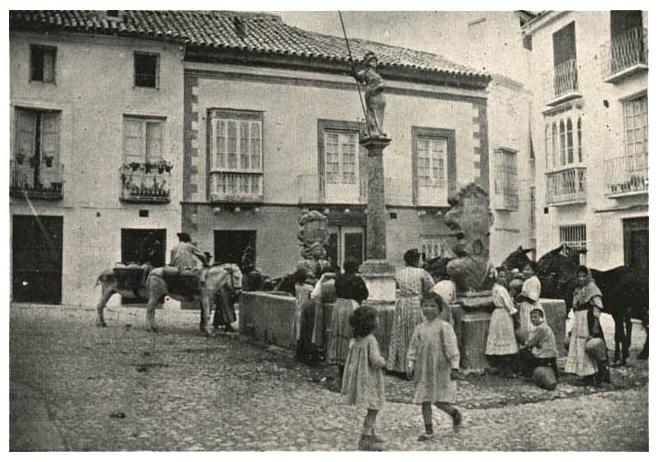 1912-09-30. fuente plaza de aguilar.2