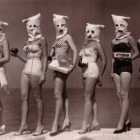 Fotos antigas estranhas e engraçadas