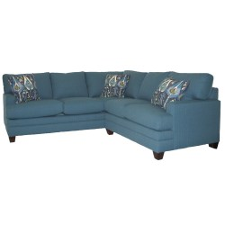 Grand Chaise Slipcover L Shaped Sectional Sofa Cover Bassett Shaped Sectional Group Bassett L Shaped Upholstered Sectional Group Becker Furniture L Shaped Sectional