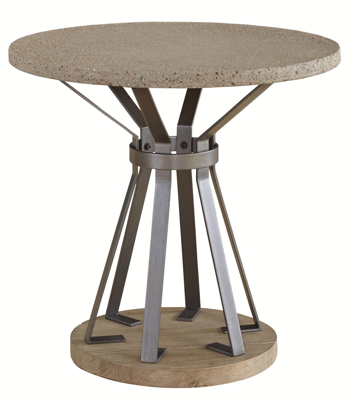 Phantasy Concrete By Casana Casana Hamlin Round End Table Hamlin Round End Table Concrete Dream Home Round End Table Wayfair Round End Table houzz-03 Round End Table