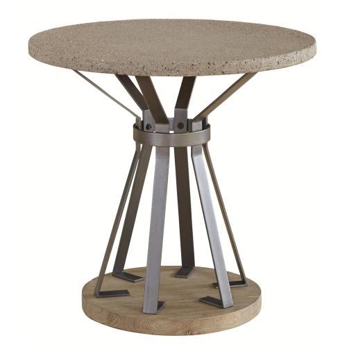 Medium Crop Of Round End Table