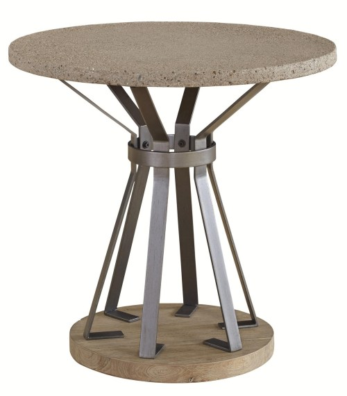 Medium Of Round End Table
