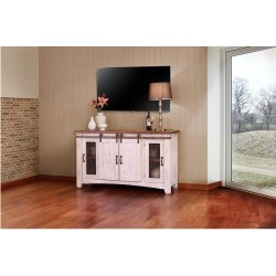 Small Crop Of White Tv Stand