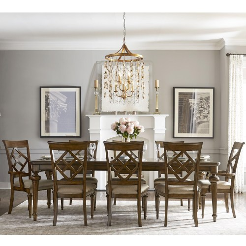 Medium Crop Of 9 Piece Dining Set